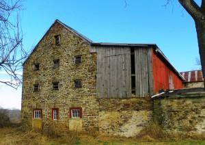 Barn Voyage Central Bucks County Heritage Conservancy